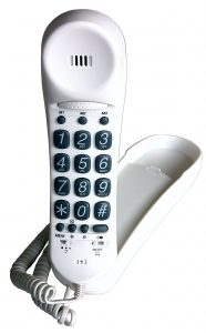 CL10 Corded Big Button Phone