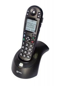 AmpliDECT400BT Amplified Cordless Telephone