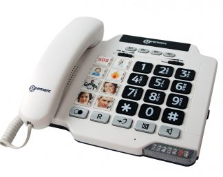 Photophone100 Corded Big Button Phone