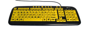 Geemarc Multimedia Computer keyboard
