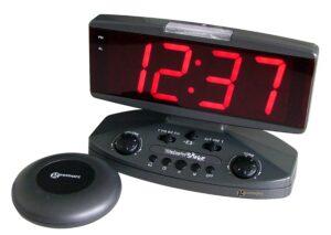 Geemarc Wake n Shake Alarm Clock
