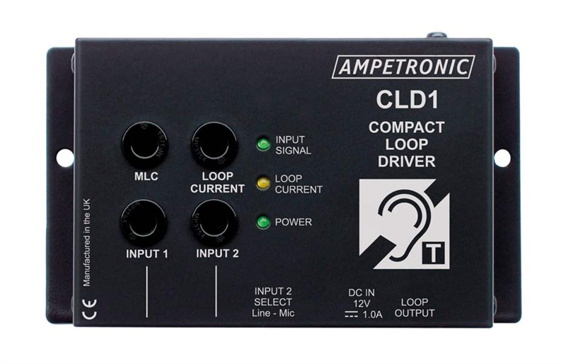Ampetronic CLD1 Hearing Induction Loop Driver