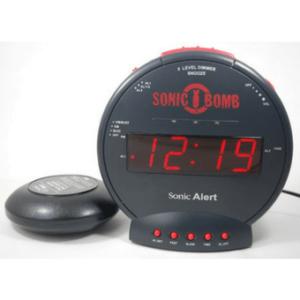 Alarm Clocks For Hearing | Visual Impaired