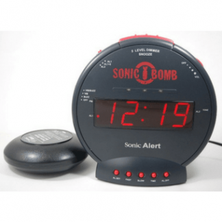 Alarm Clocks For Hearing | Visual Impaired