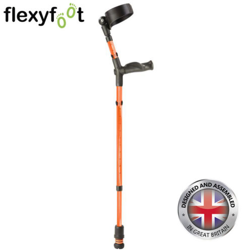 flexyfoot-closed-cuff-anatomic-grip-crutch-orange