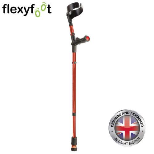 flexyfoot-closed-cuff-anatomic-grip-crutch-red