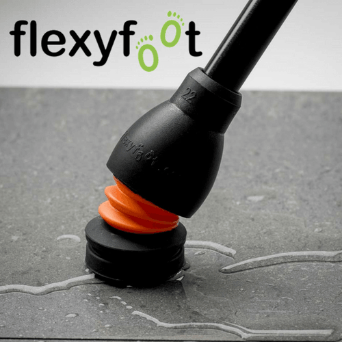 Flexyfoot Shock Absorbing Ferrule