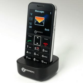 Geemarc Amplified Mobile Phones