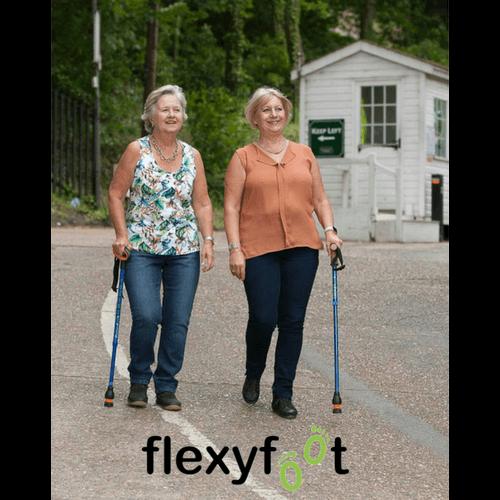 Flexyfoot Folding Walking Sticks Walking