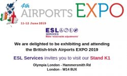 British-Irish Airports EXPO 2019