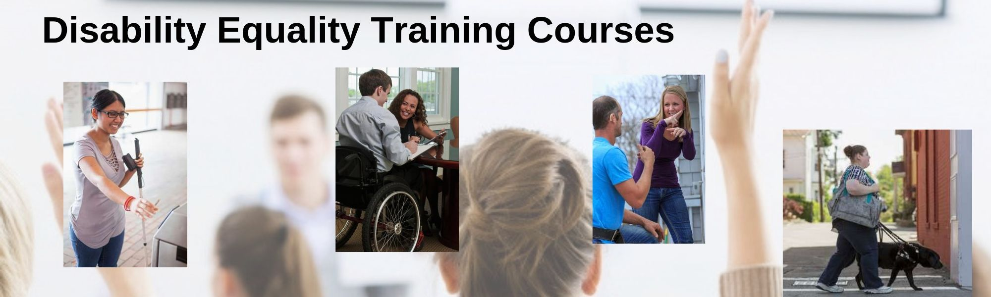 Disability Equality Training Courses