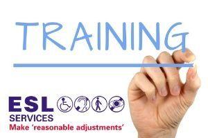 ESL Services Training