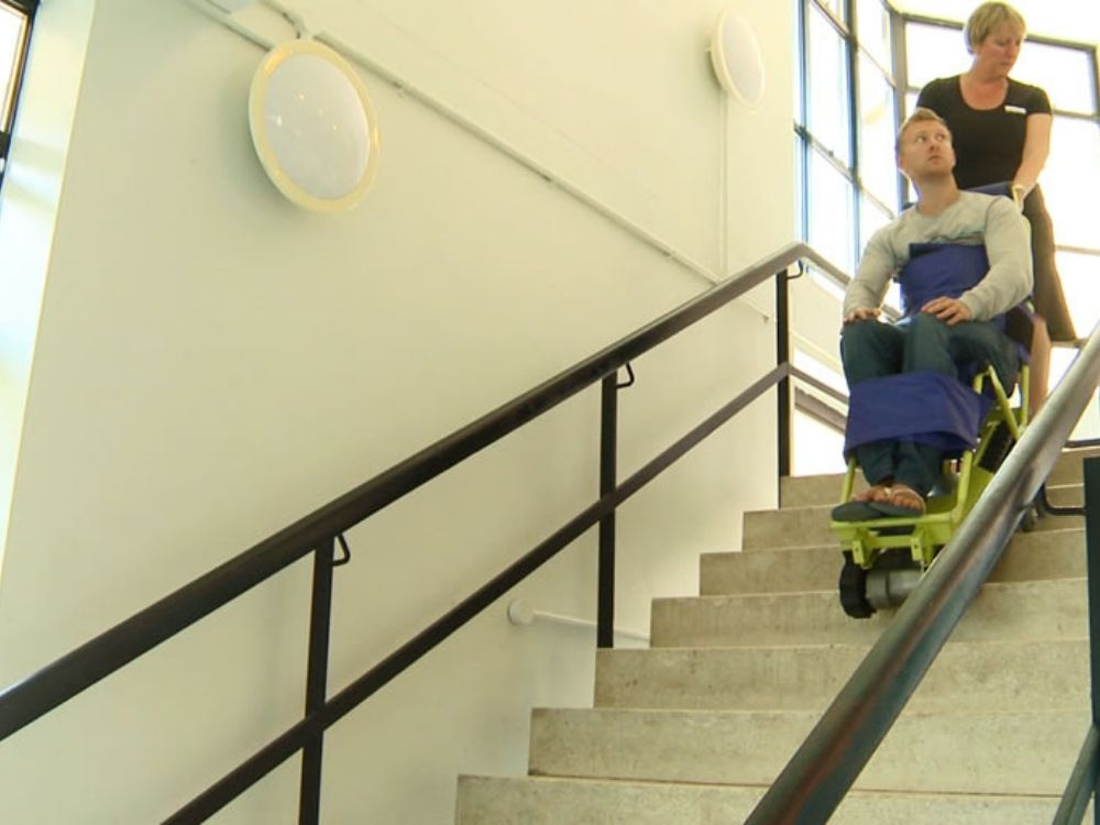 Evacuation & Stair Climber Training Steps