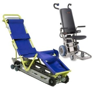 Evacuation Chairs & Stair Climbers