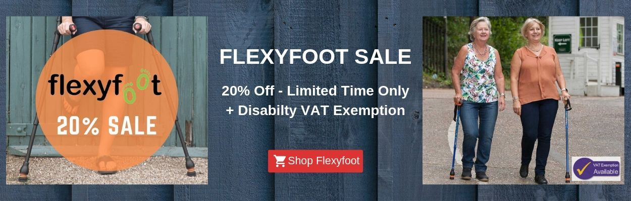 FLEXYFOOT SALE 20% Off Limited Time Only