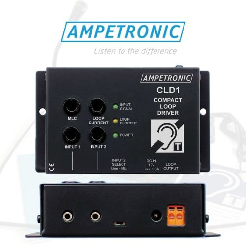ampetronic counter induction hearing loops
