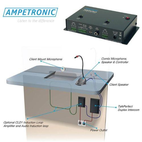 Talk Perfect Duplex Intercom