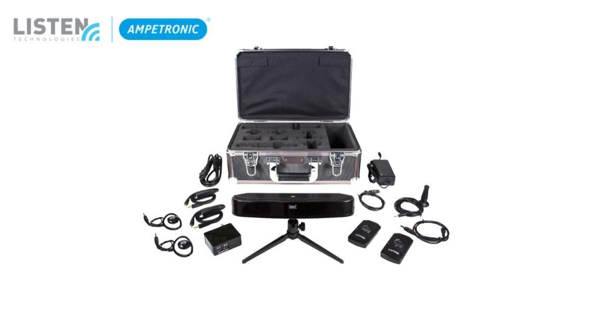 Z-LS-88 Portable ListenIR IDSP system
