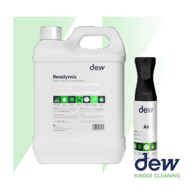 dew air 185ml & refill 5l product