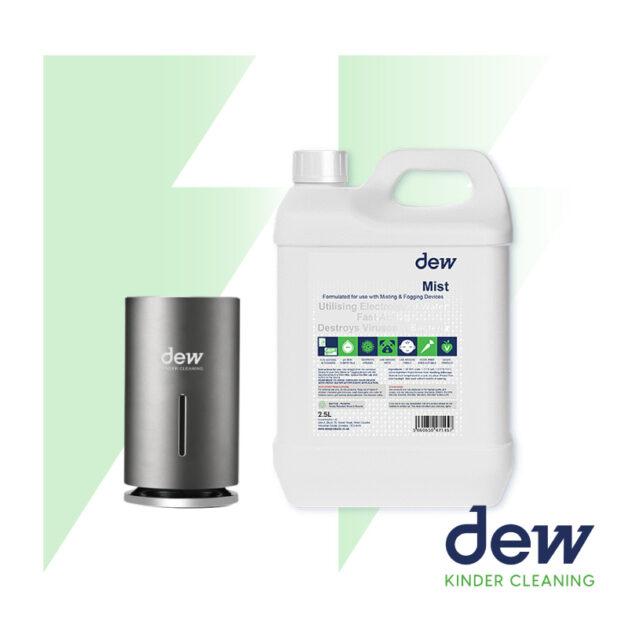 dew desk/vehicle ir misting machine product
